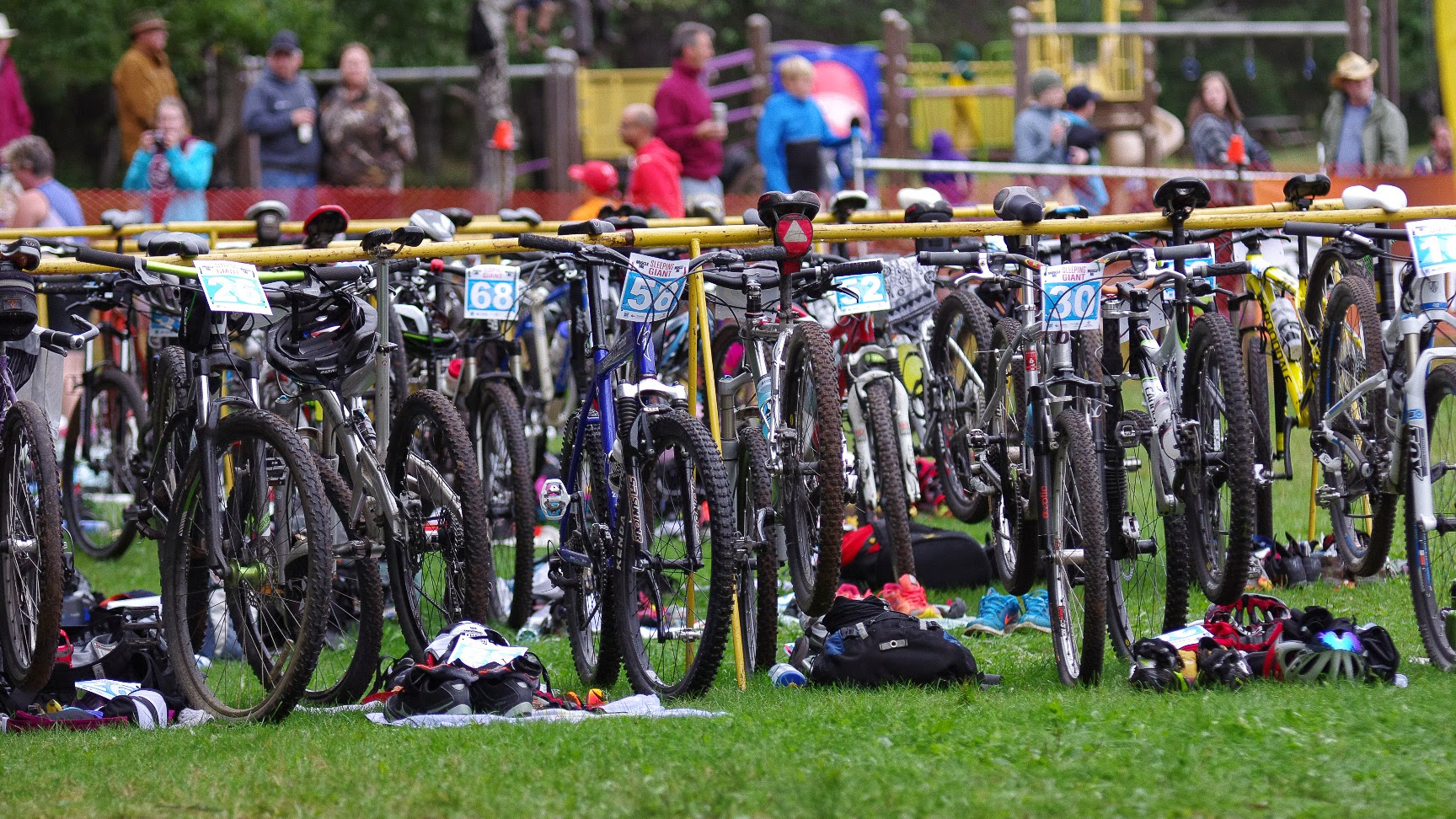 XTERRA Sleeping Giant - 2014