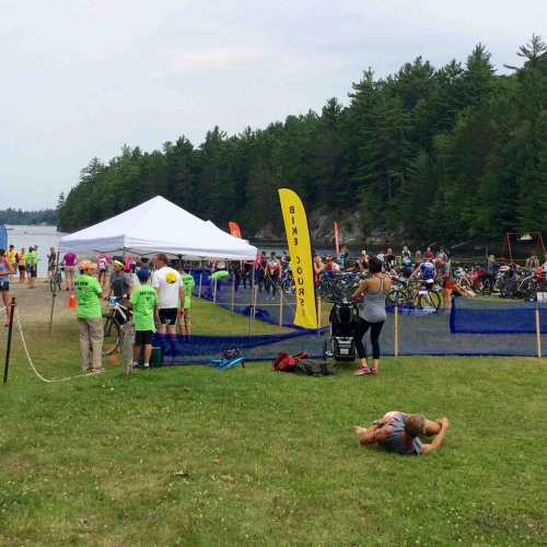 Parry Sound 2015 RACE DAY